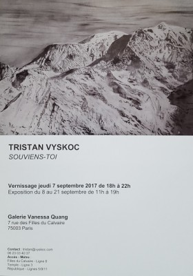 Vernissage Galerie Vanessa Quang